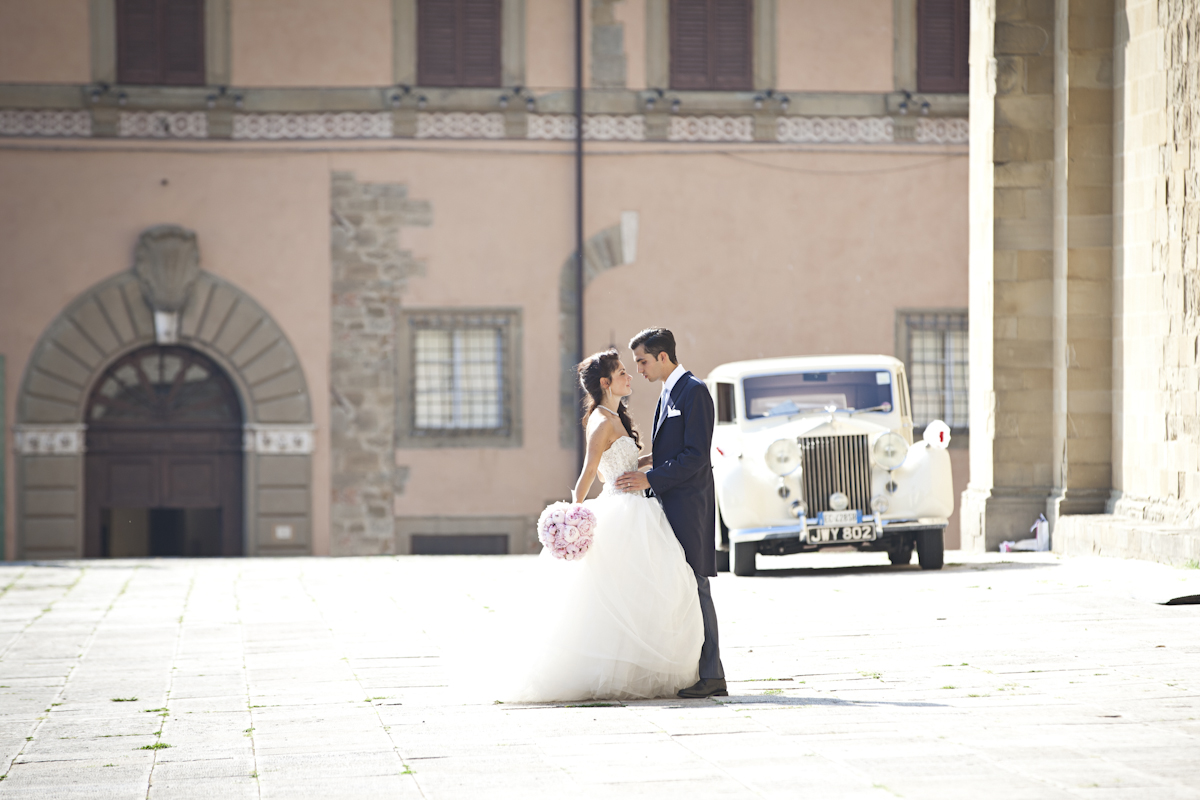 real wedding in tuscany arezzo